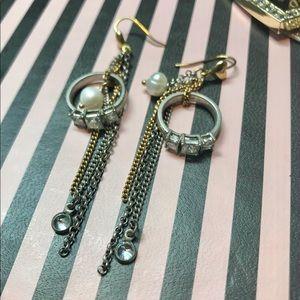 Juicy Couture vintage earrings engagement earrings